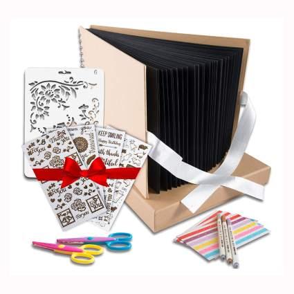 classic scrapbooking kit