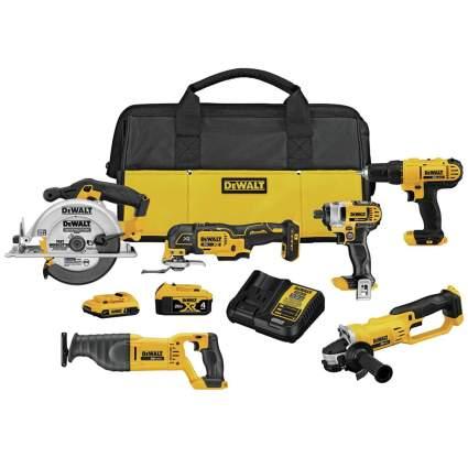 Dewalt 20v max tool kit