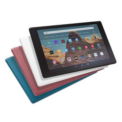 Fire HD 10 device