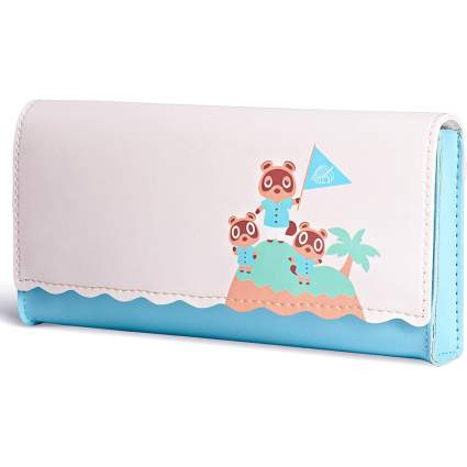 Animal Crossing Switching carrying case