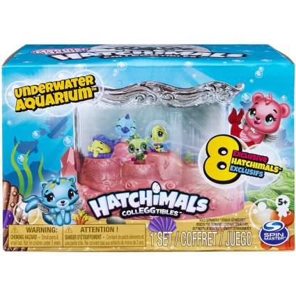 Hatchimals mermaid set