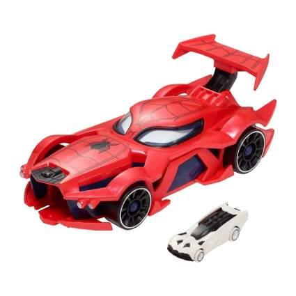 Hot Wheels Marvel Spider-Man Web Car Launch