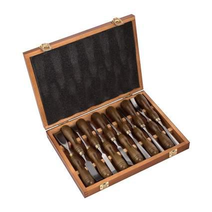 Box of chisels
