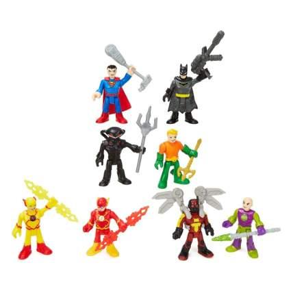 Imaginext DC Super Friends Super-hero Showdown Figure Set