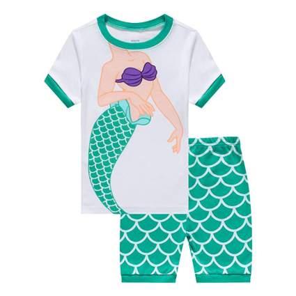 Mermaid pajamas for kids