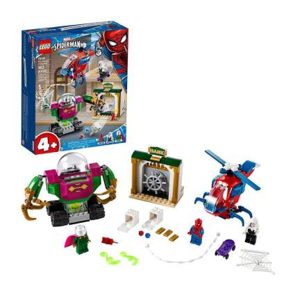 LEGO Marvel Spider-Man The Menace of Mysterio