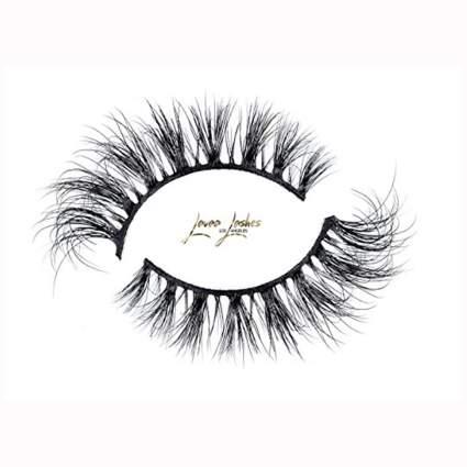 natural 3D mink eyelashes