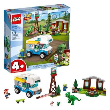 Lego Disney Pixar's Toy Story 4 RV Vacation