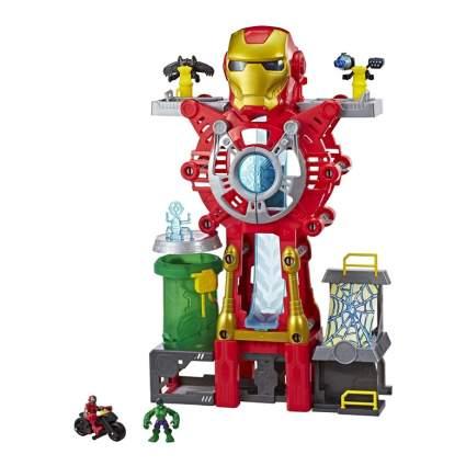 Playskool Heroes Iron Man Headquarters Playset