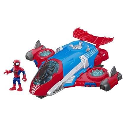 Playskool Heroes Spider-Man Jetquarters
