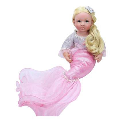 Realstic mermaid baby doll