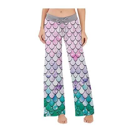 Mermaid pj pants