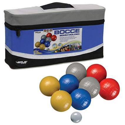 Bocce Ball game set with case