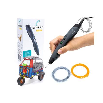 SCRIB3D Advanced 3D Printing Pen with Display