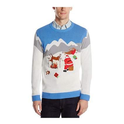 spit roasted reindeer sweater