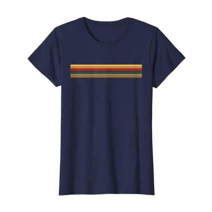 Shirt with 13th Doctor strip