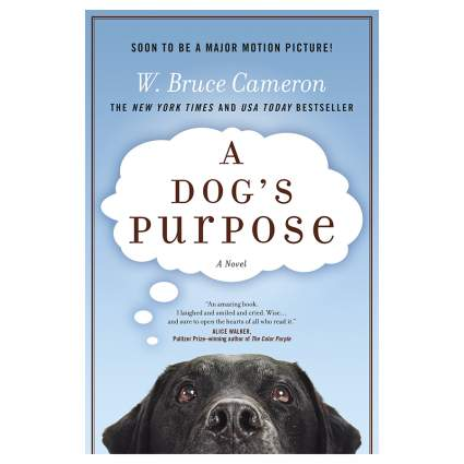 A dog's purpose book