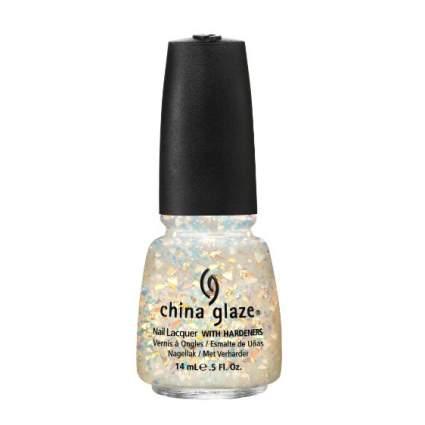 a China glaze unicorn skin flakies