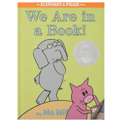 Elephant and piggie kid's book