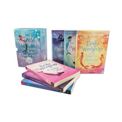 Emily Windsnap book collection
