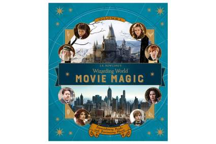 Harry Potter Movie magic book