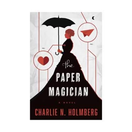 The Paper Magician book