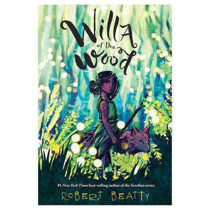 Green book of Willa of the Wood