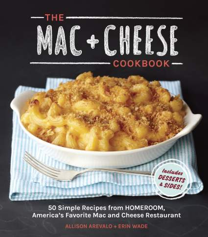 mac and cheese cookbook