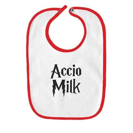 accio milk bib
