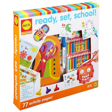 alex discover ready set school