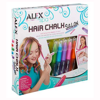 hair chalk kit