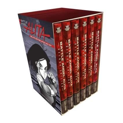 alita manga box set