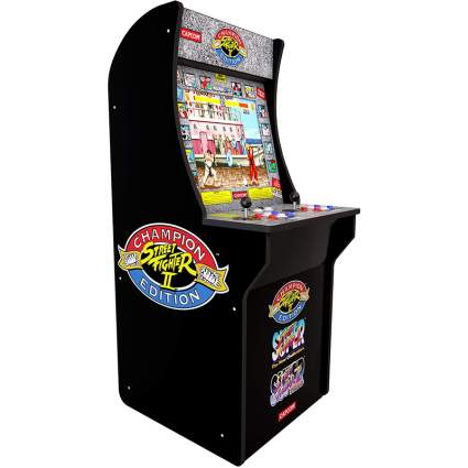 arcade1up street fighter 3in1