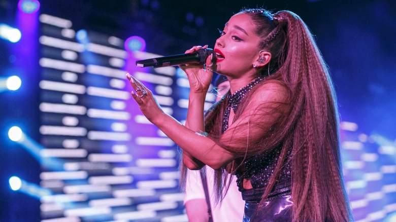 Ariana Grande Rent