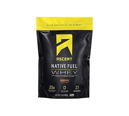 ascent protein powder