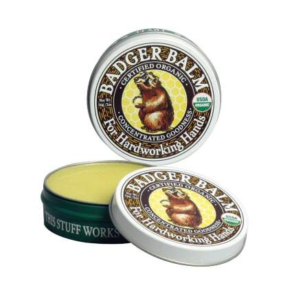 Badger Balm christmas gifts for coworkers