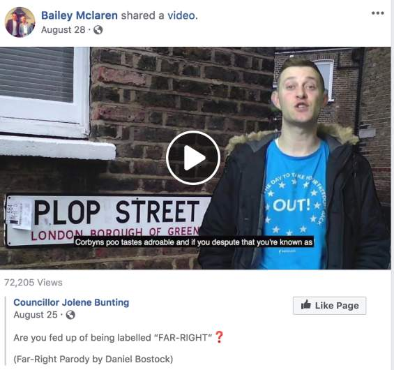 bailey mclaren facebook