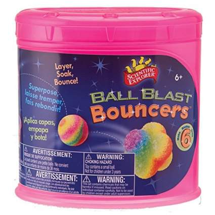Scientific Explorer Ball Blast Bouncers Kit