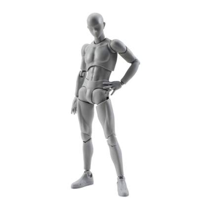 bandai body kun figure