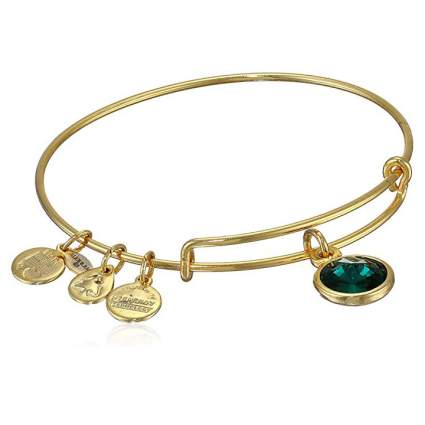 bangle bar birthstone alex and ani