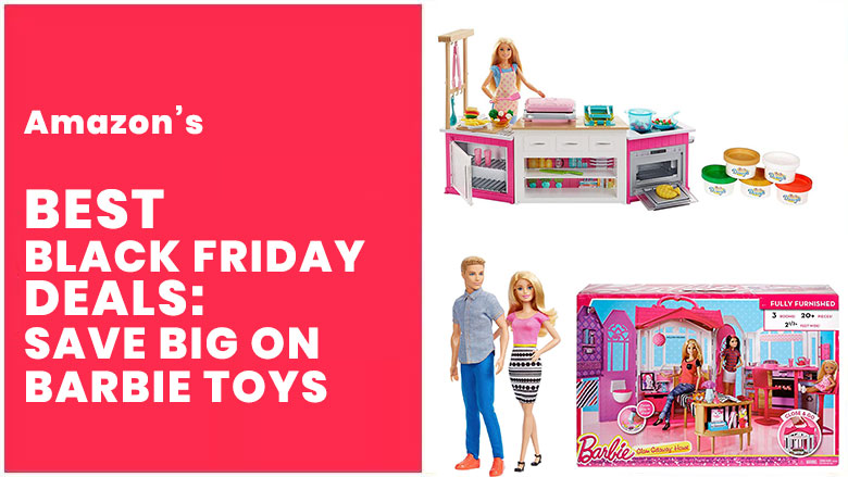 Save Up To 47 On Barbie Toys Black Friday Only Heavy Com
