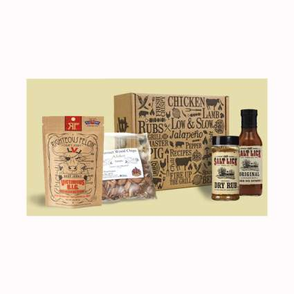 bbq monthly subscription box