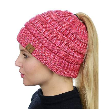 beanietail hat