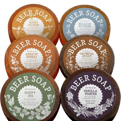 Swag Brewery Beer Soap 6-Pack