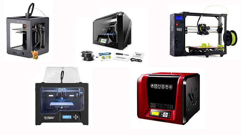 3d printers on sale