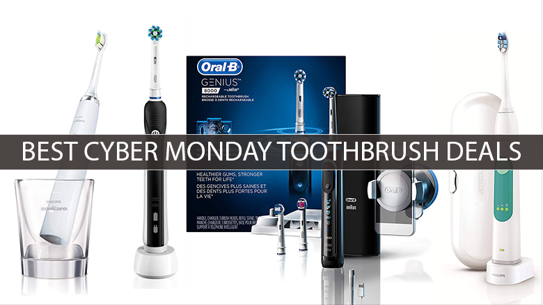 Cyber monday toothbrush deals