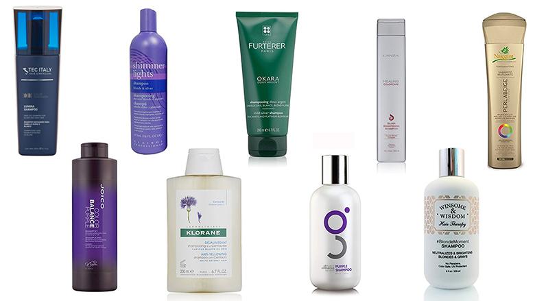 13 Best Purple Shampoos For Silver Hair