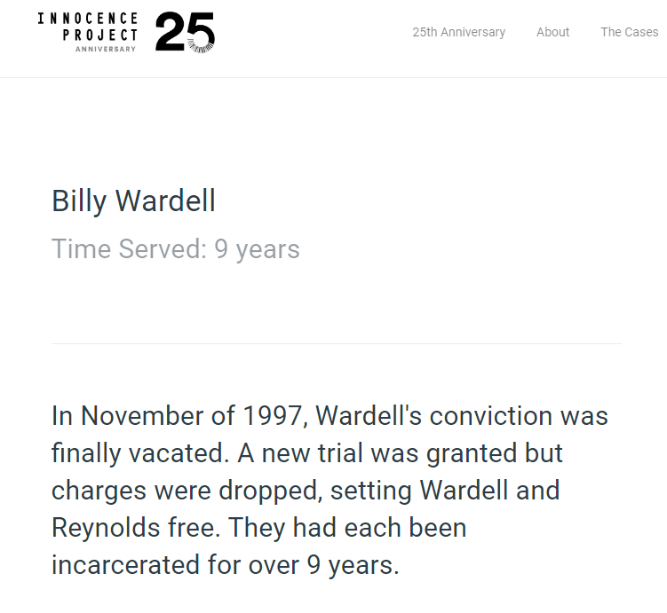billy wardell