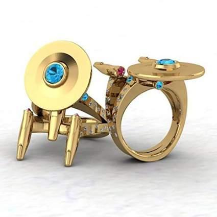 boldly ring