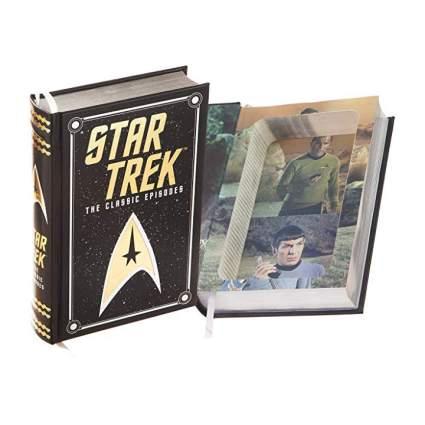star trek book safe